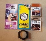 cokin Filterhalter & Filter A290 A057 A198 / analoge Fotografie / Spiegelreflex - Bremen