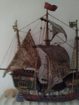 Altes Holzschiff/Handelsschiff oder alte Kogge gebraucht - Bremen Schwachhausen