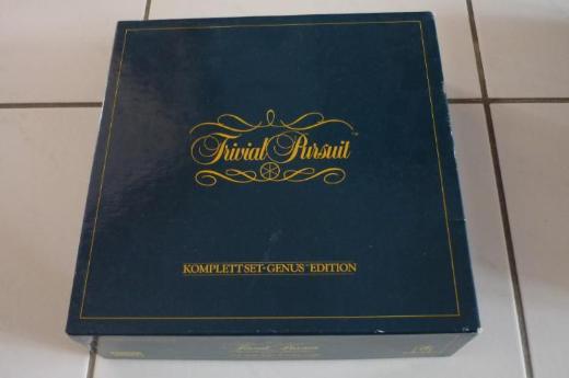 Trivial Pursuit (Komplett Set Genus Edititon)