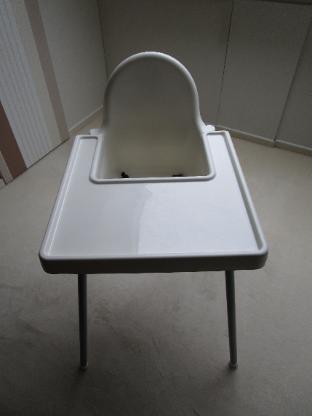 Kinderstuhl Antilop (IKEA) - Stuhr