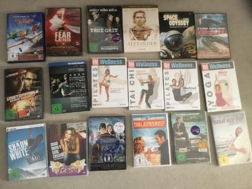Diverse DVD's - Bremen