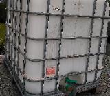 IBC Container Regenwassertank - Schwanewede