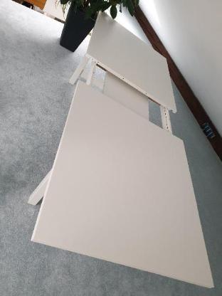 Ikea Tisch ausziehbar - weiß - Bremen