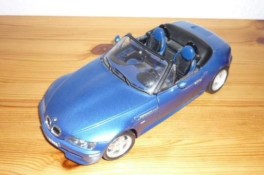 "Bburago ""BMW roadster 1996"" 1:18"