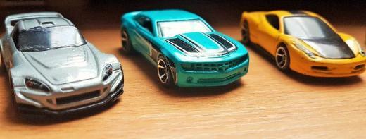 6 x Stück Modell Autos bespielte Konvolut Sammlung - Verden (Aller)