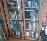 Bücherschrank Vitrine Jugendstil Jugendstilfenster - Nordholz