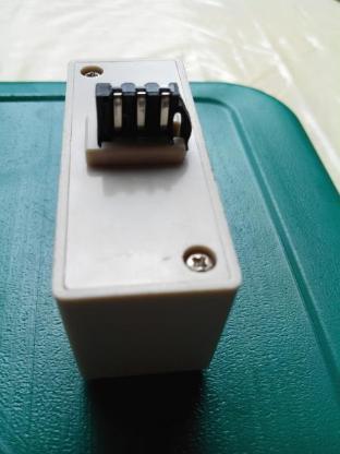 3 x Stück Telefon Adapter/ Verteiler 1x TAE F Stecker 2x TAE NFF + RJ11 Buchsen + TAE-NFN Kupplung - Verden (Aller)