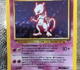 Basis Pokémon Mewtu 1990er LV.53  Nr.150 - Bremen