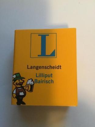 Langenscheidt Liliput Bairisch - Bremen
