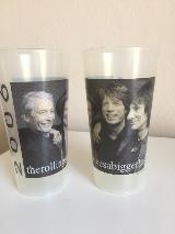 Rolling Stones Becher Cup Bierbecher -Sammelbecher-