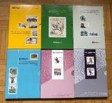 Briefmarken Jahrbücher Bund