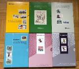 Briefmarken Jahrbücher Bund - Bremen