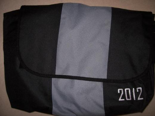 2012 Messenger Bag und Kladdeheft - Bremen