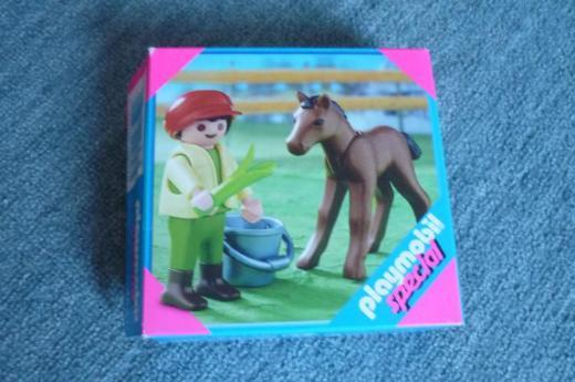 "Playmobil ""Special"" Nr.: 4647 "" Junge mit Fohlen"""