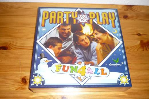 Party & Play (Center Parcs)
