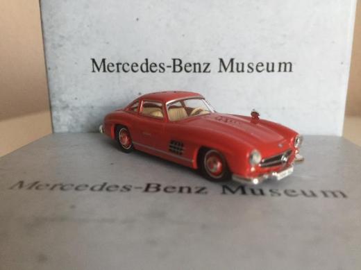 Mercedes-Benz 300SL Modellauto 1:87 -NEU- - Bremen