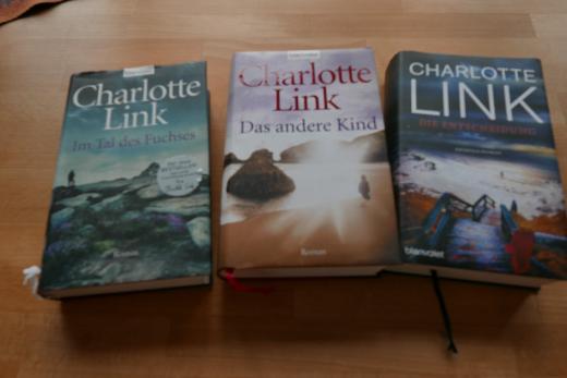 Charotte Link Bücher - Bremen Horn-Lehe