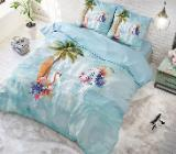 Bettwäsche Miami Summer Blue 200x220 ReVyt - Friesoythe