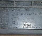 Original BMW Gummimatten Fußmatten Automatten E90 / E91 Hinten - Verden (Aller)