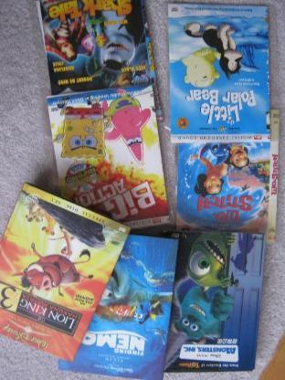 DVD's in Englisch - Bremen
