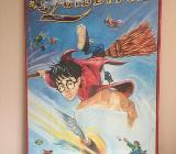 Harry Potter Quidditch Kunstdruck / Poster in Museumsqualität - Bremen