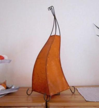 Lampe Oriental Orange - Harpstedt