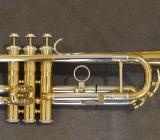 Deutsche B & S / Weltklang B - Trompete inklusive Koffer - Bremen Mitte