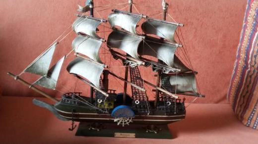 Schiffsmodell - Bremen