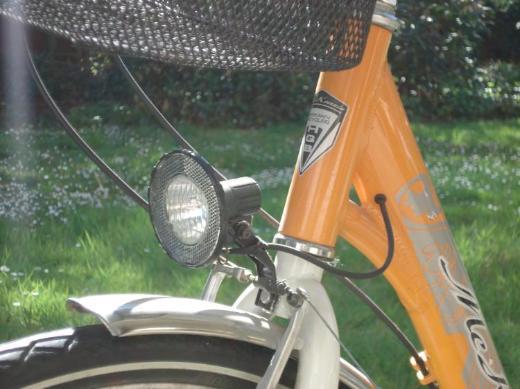 Damen -Alu-Citybike 28 Zoll