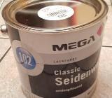 Mega 102 Classic Seidenweiss Lack - 2,5l - Bremen