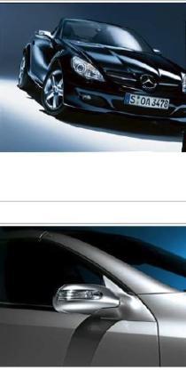 """Mercedes Benz matt verchromte Außenspiegelkappen Satz """" NEU """" - Verden (Aller)"""