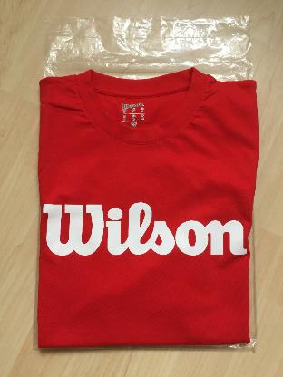 Damen Sportbekleidung Shirt Wilson