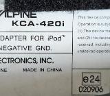 Alpine KCA 420i iPod Adapter Steuergerät - Verden (Aller)