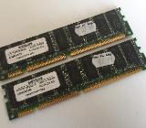 Siemens HYS72V16220GU-8, 128MB SD-RAM Speicher - Bremen