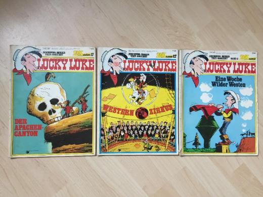 Lucky Luke Comics - Bremen