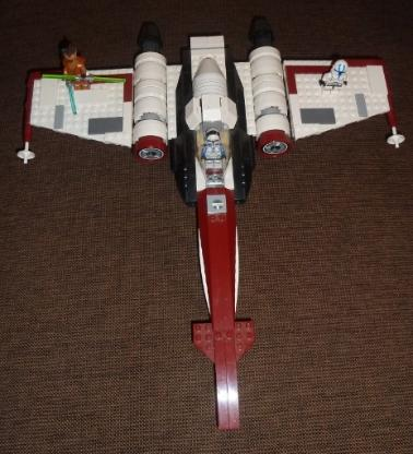 Lego Star Wars Z-95 Headhunter