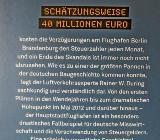 """Das Buch """"Lachnummer Ber..."""" Chronik über das Debakel vom Hautstadt-Flughafen! - Diepholz"""