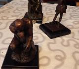 Rodin Miniaturen Bronze - Bremen