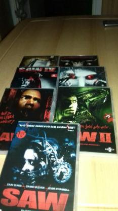 dvd saw - Nordenham