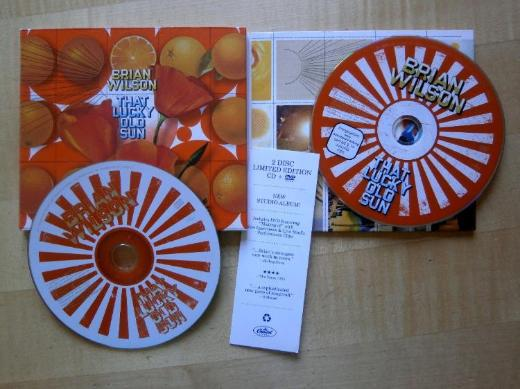 Brian Wilson - That lucky old sun - Bremen