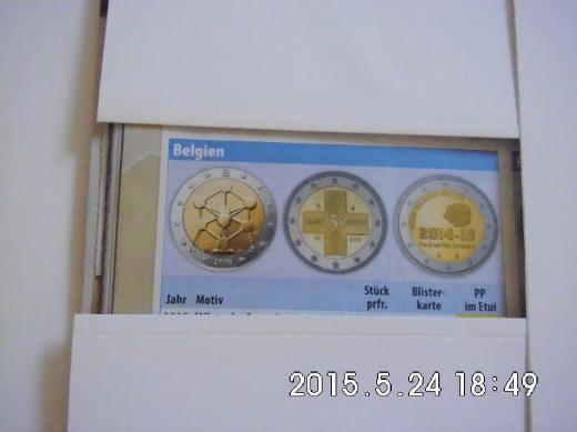 2 Euro Belgien 2005 - Bremen