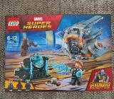 LEGO Marvel Super Heroes Thors Waffenmission 76102 Superheldenspielzeug - Bremerhaven