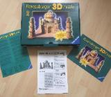 Ravensburger 3D Puzzle - Taj Mahal Bauwerk - Bremen