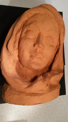 Plastik von Judith von Eßen - Bremen