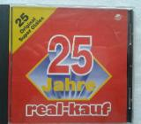 CD 25 Original Super Oldies 25 Jahre Real-Kauf - Wilhelmshaven