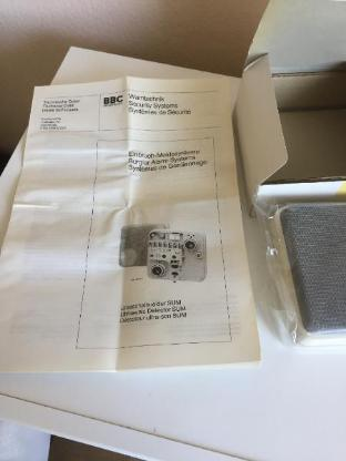 Ultraschallmelder SUM GHV9230036 V1 + V2 - Bremen