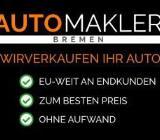 Wir verkaufen Ihr Auto kostenlos / Automakler Bremen - Bremen