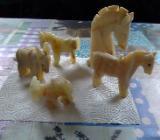 Pferde aus Marmor - Weyhe