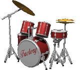 Schlagzeug oder Trommel - Bremen