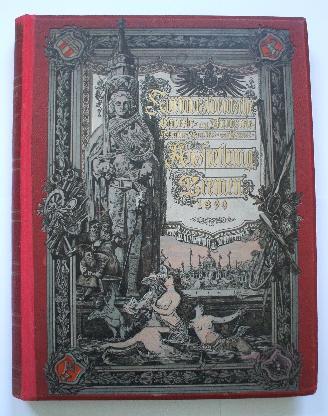 Die nordwestdeutsche Gewerbeausstellung - Bremen 1890, Großformat - Bremen